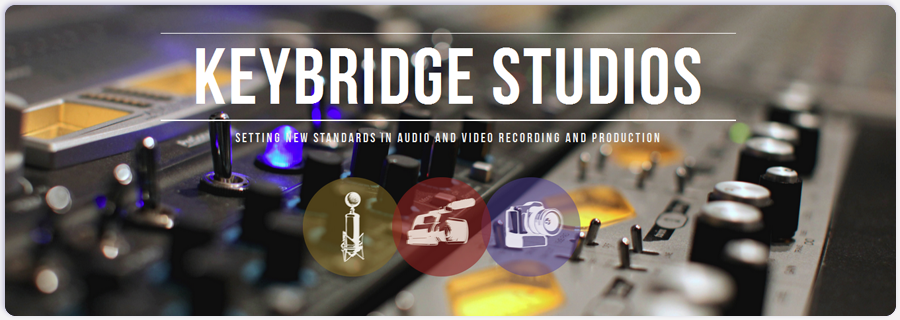 KeyBridge Studios - Take a behind the scenes look at KeyBridge Studios